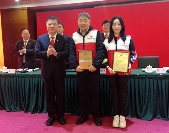 中国红十字会总会拟感谢信表扬《急诊科医生》
