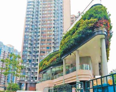绿色建筑引领香港风潮(看香港)