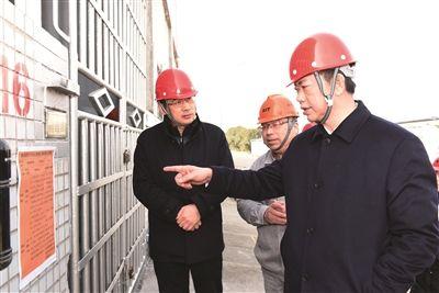 【热点】陈勇:南通海门企业要压实安全生产主体责任