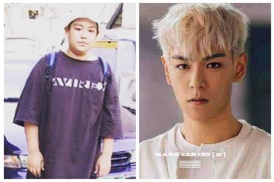 Bigbang少女时代EXO宋仲基吴亦凡童年照大曝光 这些明星你还认识吗?