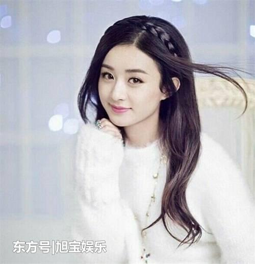 娱乐圈六位娃娃脸女星,谭松韵 赵丽颖上榜,她36岁却像18岁