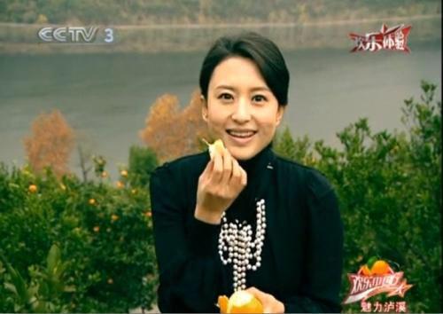 """专访:央视女主持张蕾的""""100种生活之美"""""""