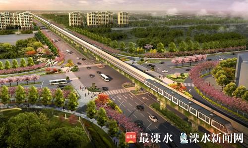南京溧水秦淮大道北段改造预计春节后施工