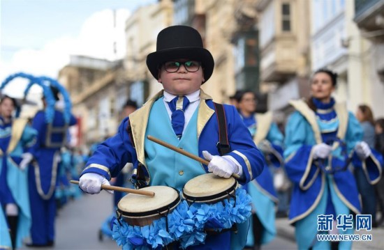 (国际)(4)马耳他激情狂欢