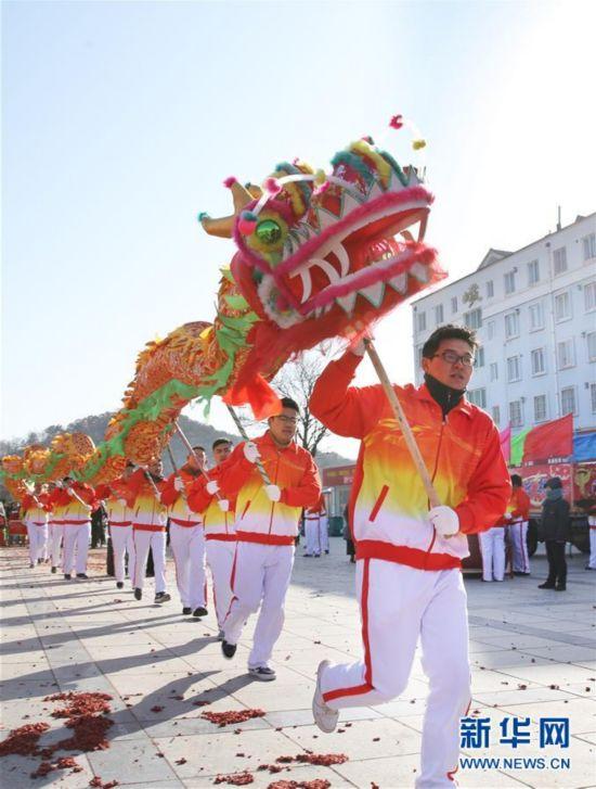 #(社会)(4)红红火火迎新春