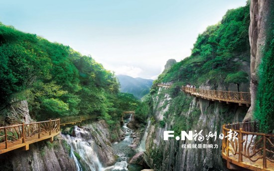 永泰开展新春系列旅游活动  赏李花泡温泉品春宴