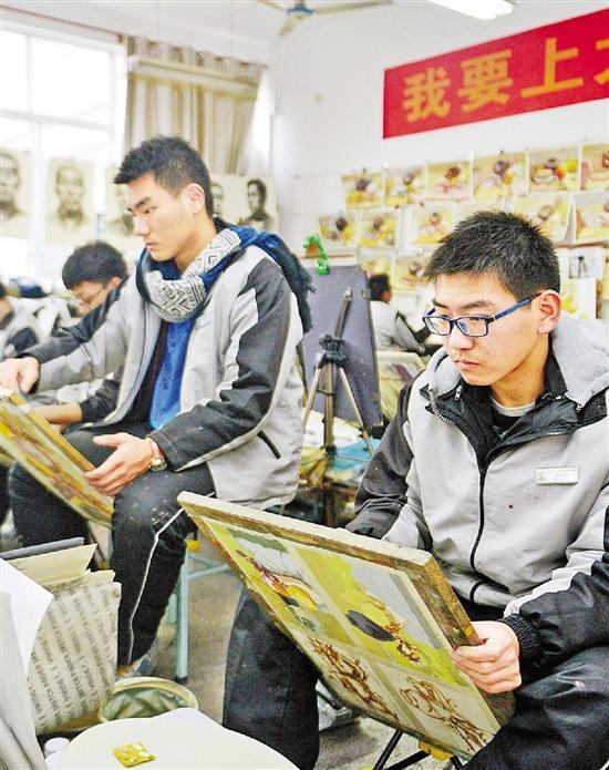 杭州中小學生藝術素養抽測各校的水平差距有點大