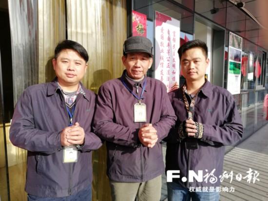 福州春运故事:55路车父子三司机最后一次同守春运