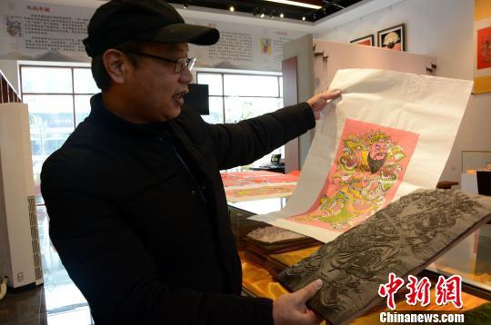漳州木版年画的回归:有乡愁也有年味