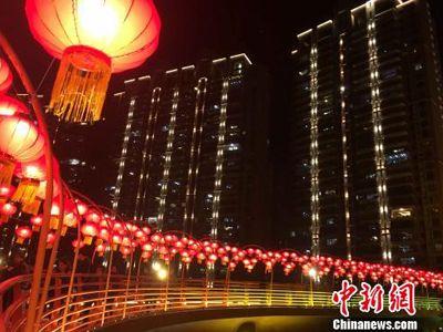 Chinesen begrüßen das Jahr des Hundes