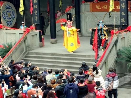 重庆三天迎客1650多万人次再创新高