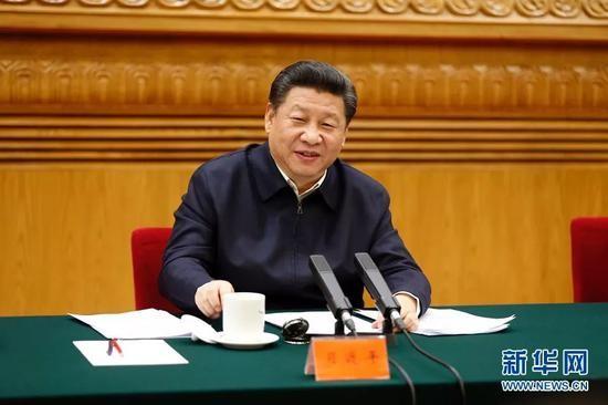△2016年2月19日,中共中央总书记、国家主席、中央军委主席习近平在北京主持召开党的新闻舆论工作座谈会并发表重要讲话。