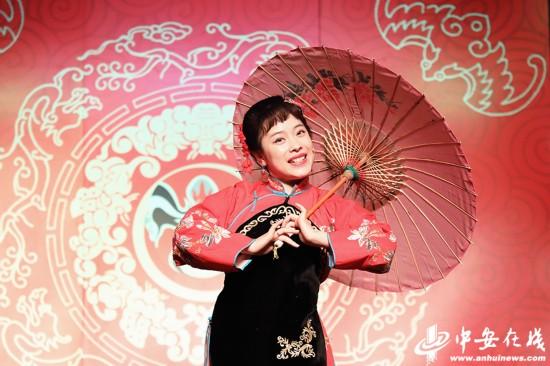 年味浓 安徽名人馆春节免费看大戏