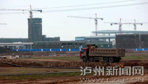 [聚焦泸州云龙机场建设]4月底前 云龙机场蒋达