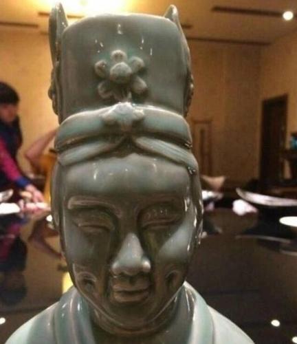 街区回应何炅哪吒版雕像事件 然而被雕塑组织盯上的居然还有他!