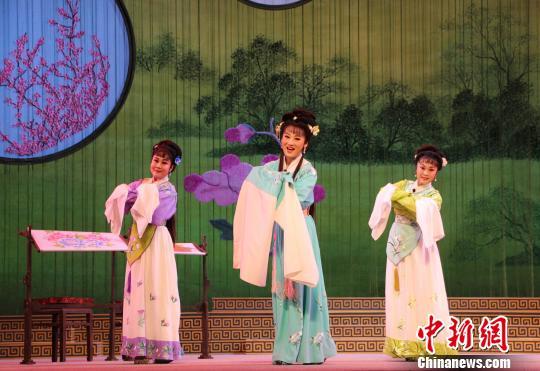 呂劇《雙生花》濟南首演詮釋中華民族傳統美德