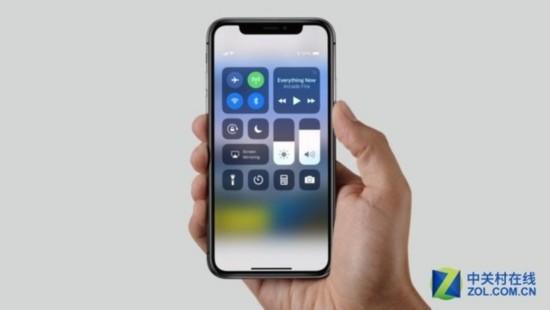 机构爆料:苹果下代iPhone X顶部还是有缺口,不过刘海会变小