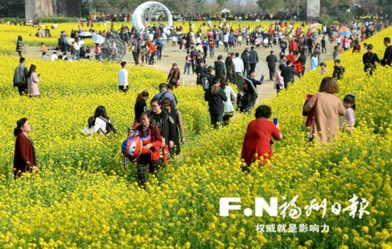 游客数量、旅游收入同比大增 福州新春旅游为何这么火?