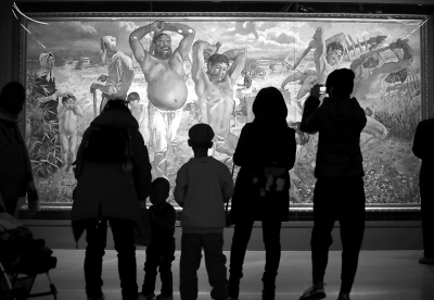 美术馆春节档旺旺旺 拿出最好的藏品