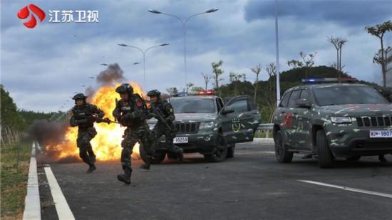 特种兵系军旅剧《利刃出击》2月28日开播
