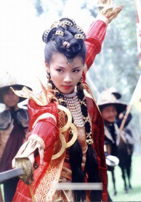 《还珠格格3》重播带火刘涛