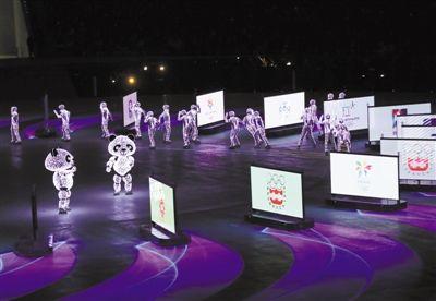 """北京赛车pk官网app:移动机器人""""冰屏""""炫舞""""北京八分钟"""""""