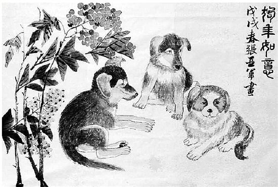 美术老师的春节,就是画画送家人