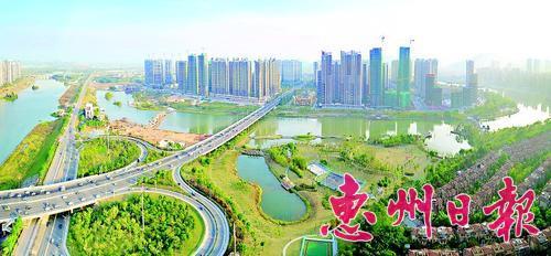 【惠州设市三十年】三十而立 三十芳华