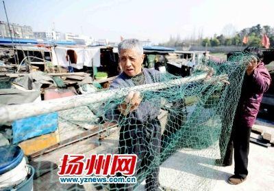 110公里长江扬州段禁渔 两保护区永久禁捕