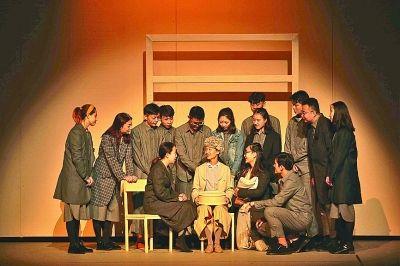 第四届中国原创话剧邀请展在京开幕经典作品传承再现