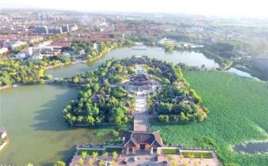 徐州沛县通过国家生态县考核验收