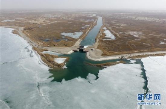 (环境)(1)新疆启动第19次向塔里木河下游生态输水