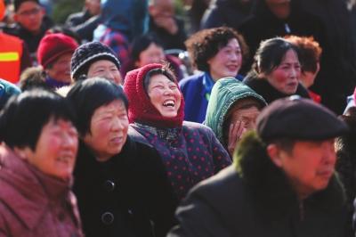 南通海安推出文化惠民大餐 百姓乐享