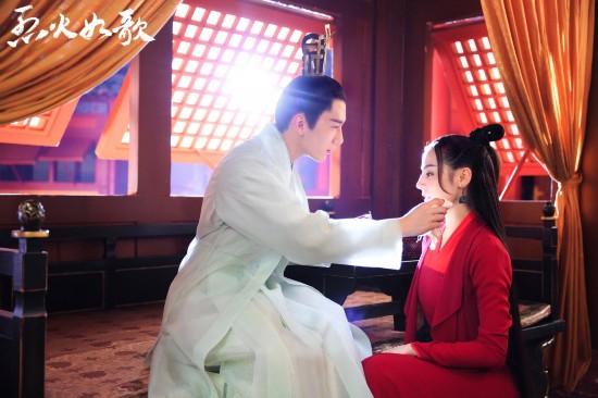 《烈火如歌》迪丽热巴被退婚 刘芮麟挺身而出化解尴尬