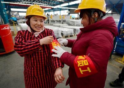 南通海安开展返乡就业服务 提供万余个岗位