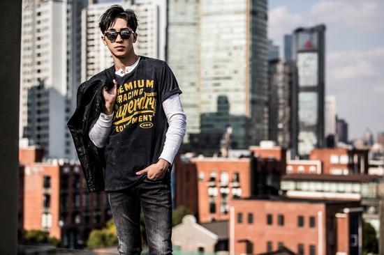 许魏洲开年再收代言 成国际品牌全球代言人