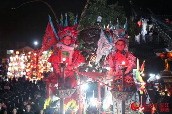 宁波千年古镇闹元宵(组图)【2】