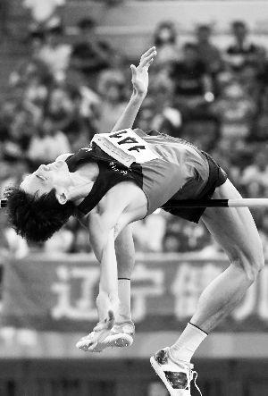 王宇希望跳得更高