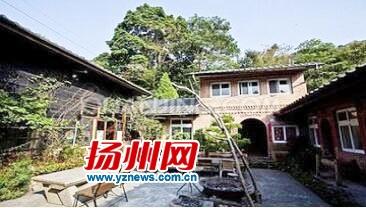 扬州北山农耕文化园开建 明年全面建成开放