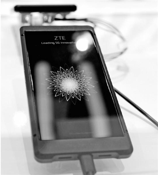 5G手机明年面世 后年将进入网络商用