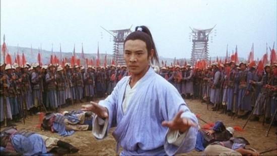 李连杰的《太极张三丰》大家都看过吧,李连杰饰演少年张三丰,这部