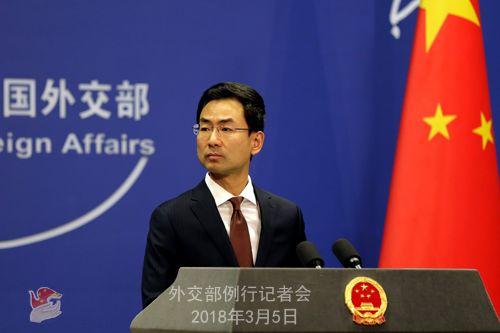外交部:韩方派特使团访问朝 中方期待取得积极成果