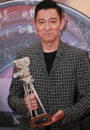 """范冰冰刘德华获评""""摄影师眼中最具魅力男女演员"""""""