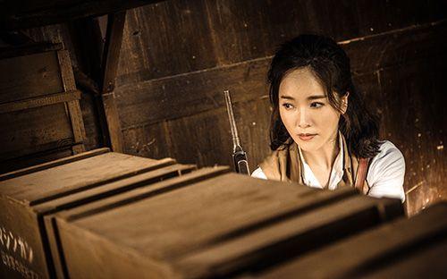 左小青《台湾往事》巾帼风采诠释革命女性魅力