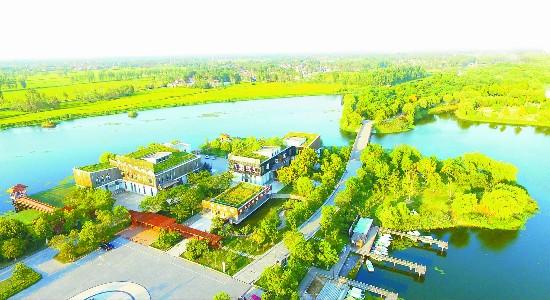 沛县提升绿化覆盖率 人均公共绿地14.84平方米