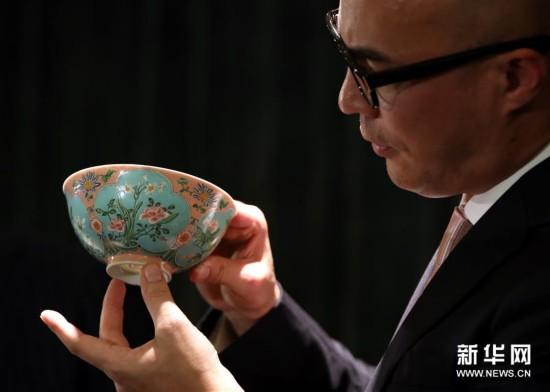 (文化)(2)香港苏富比2018年春拍即将举行