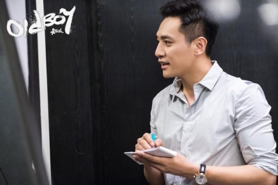 《老男孩》刘烨当导师当大哥亲授表演技巧
