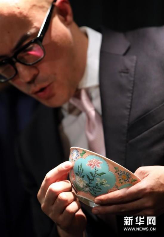(文化)(1)香港苏富比2018年春拍即将举行