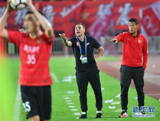 燃爆了!亚冠联赛恒大主场5:3逆转韩国济州联队