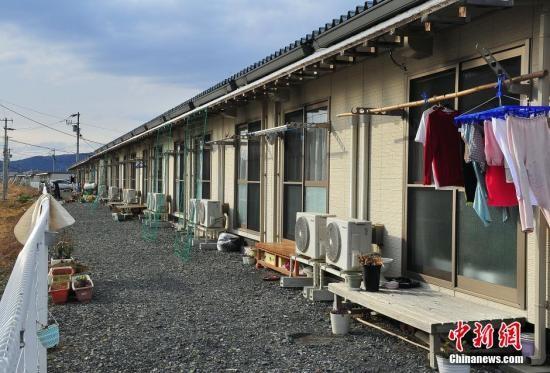 日媒:东日本大地震迄今仍有7.3万人疏散在外